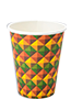 Single wall paper cups