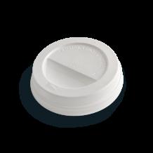 Plastikinis dangtelis-Ø90-Baltas