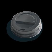 Plastikinis dangtelis-Ø90-Juodas