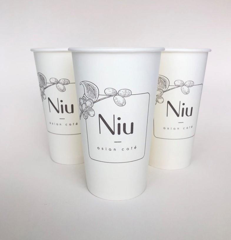 Custom Design Paper Cups