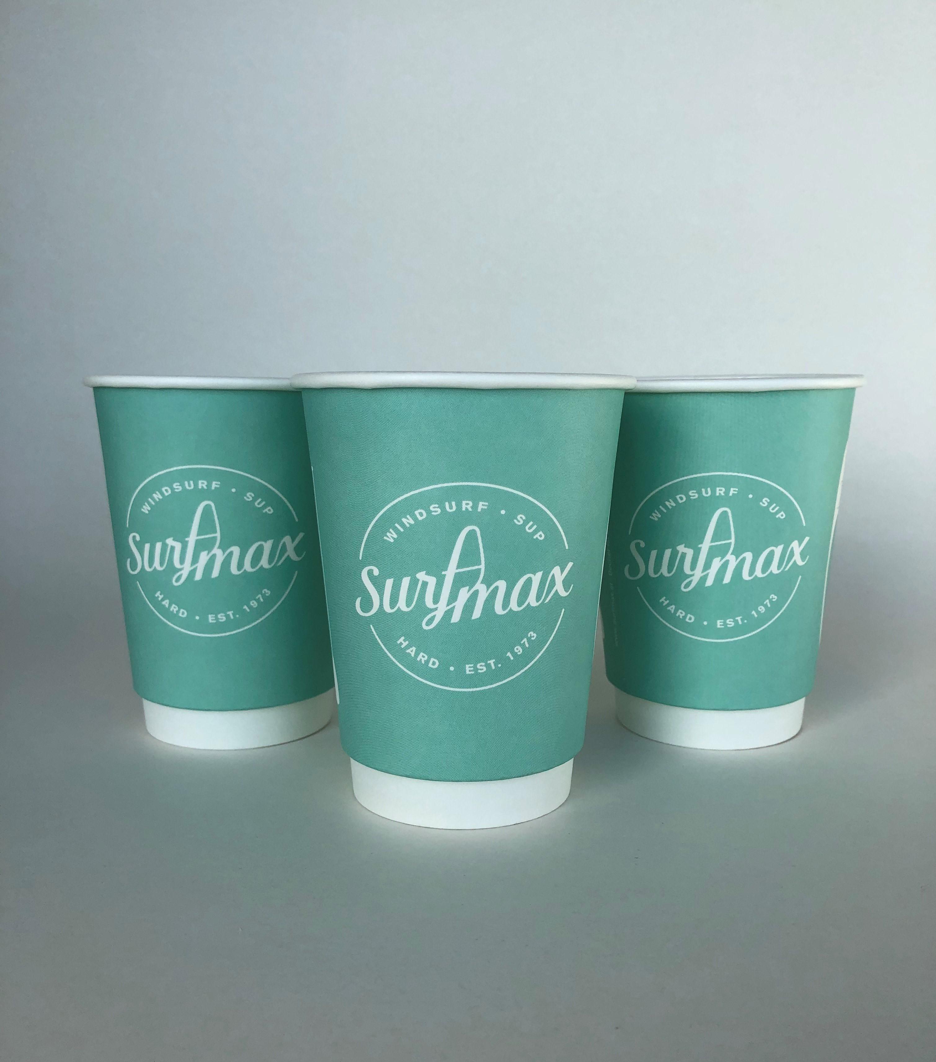 Seafoam Paper Cups