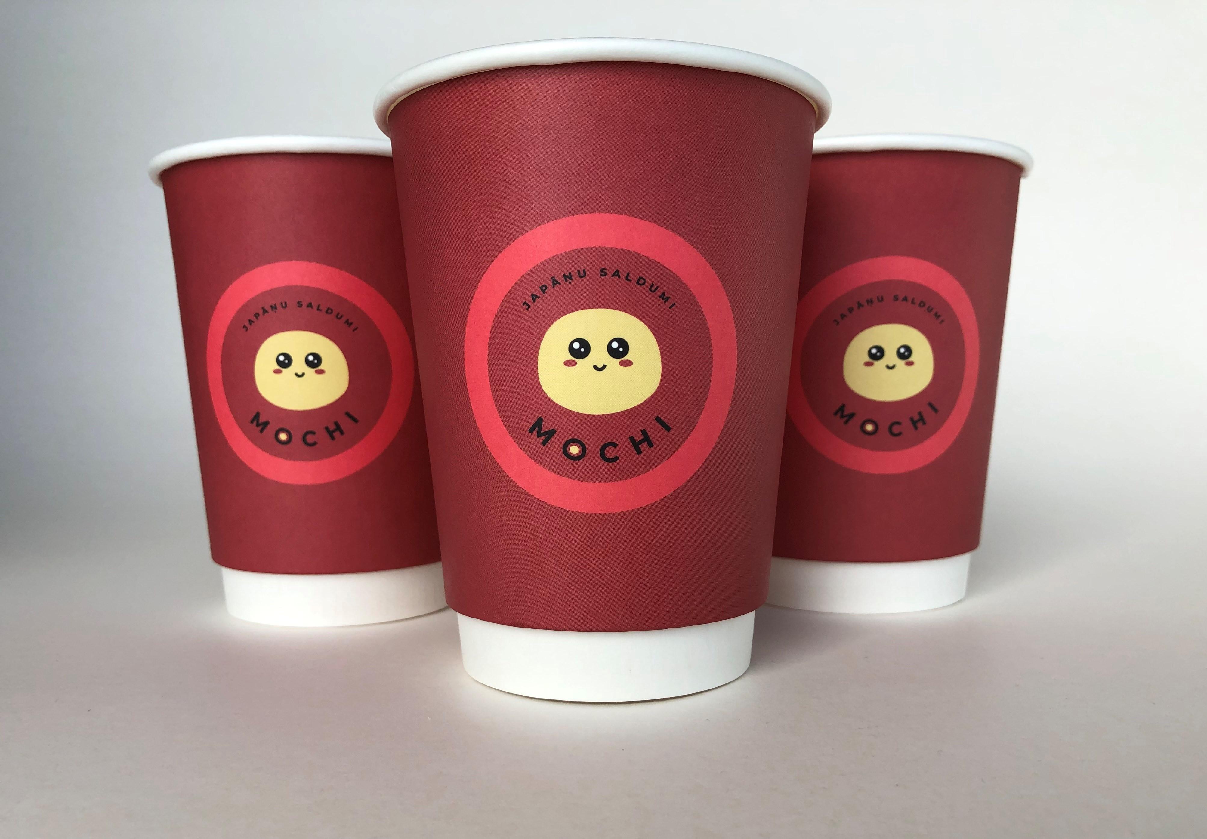 Double Wall Matt Cups