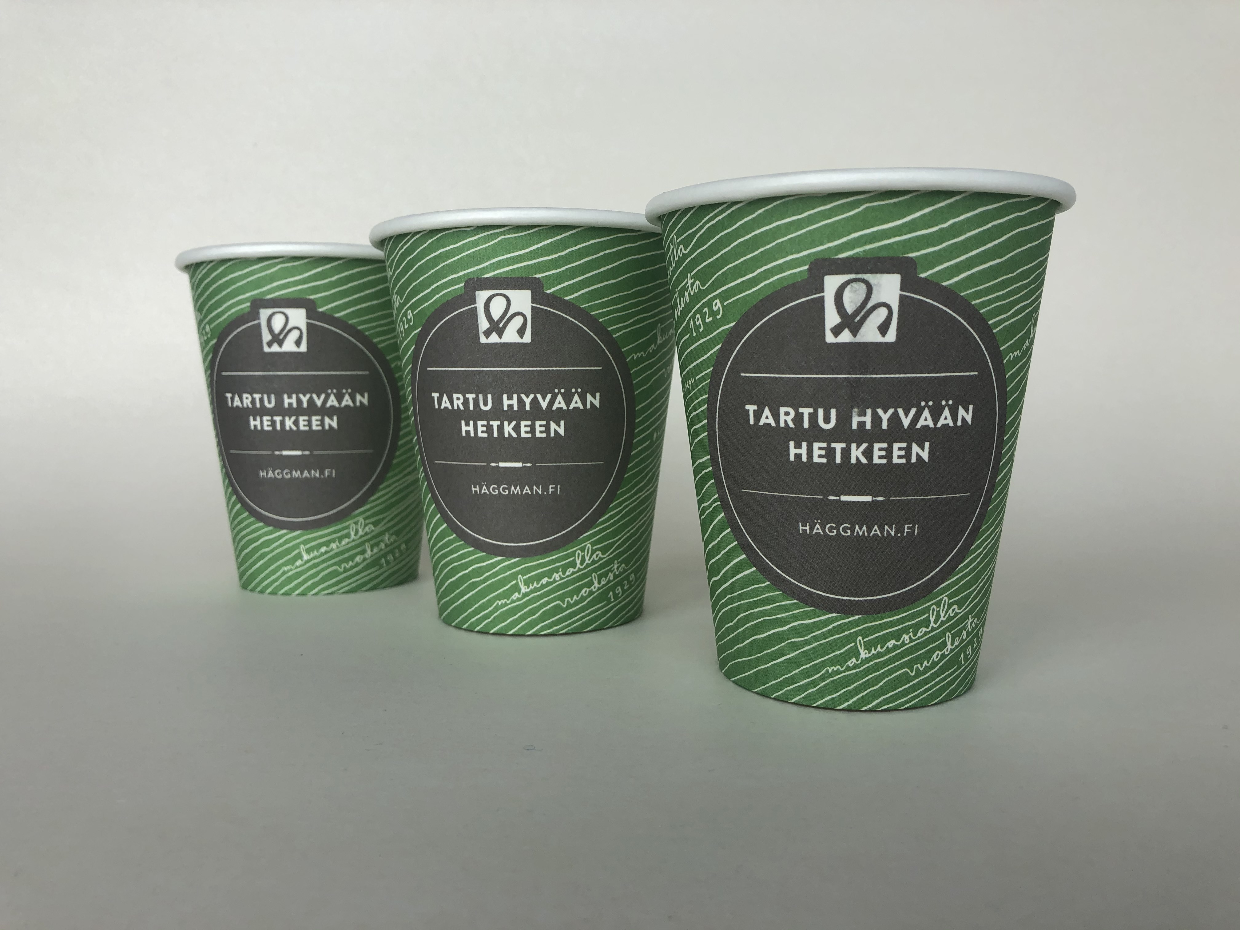 Paper Cups With Custom Print