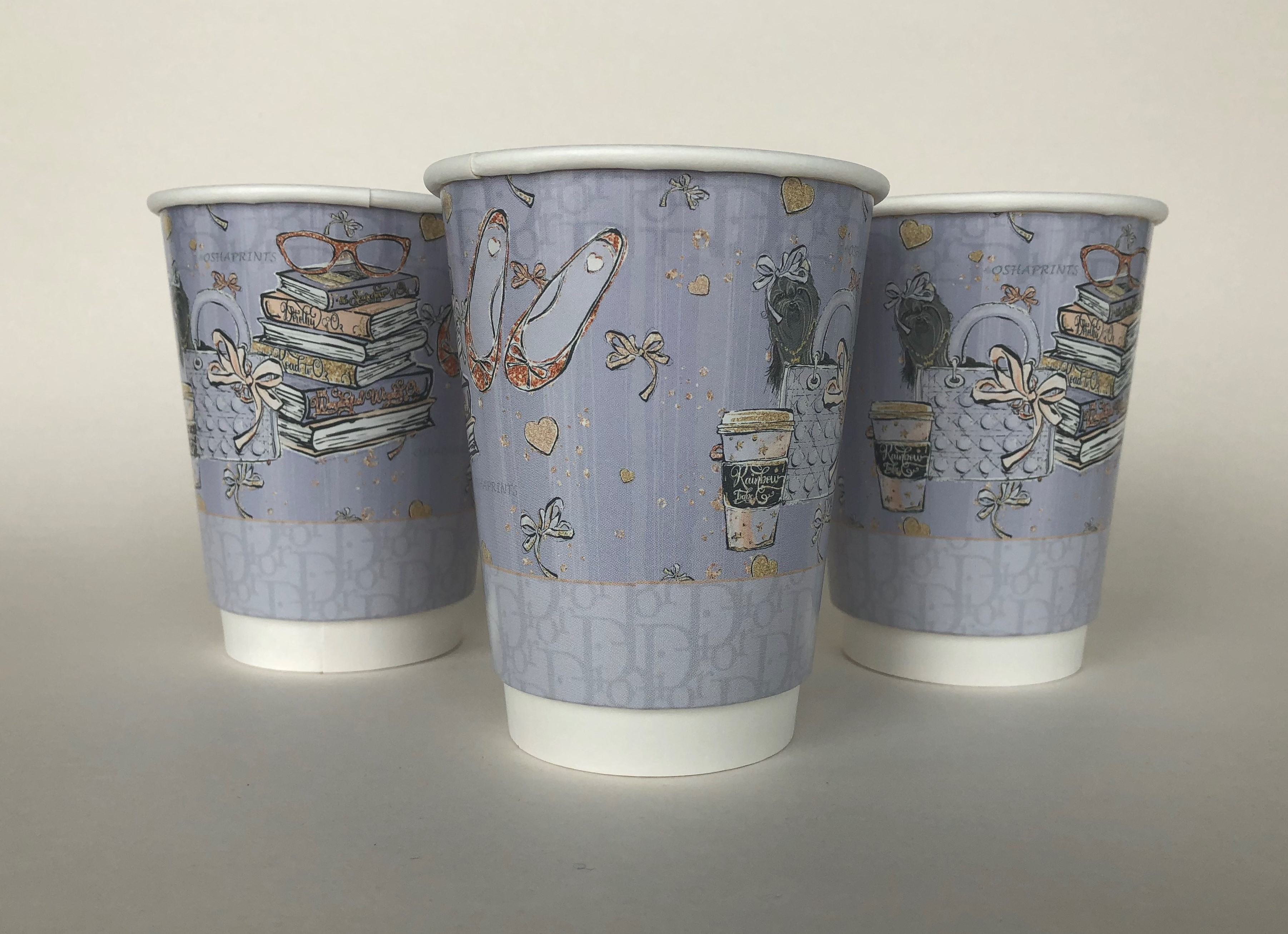 Gloss Paper Cups