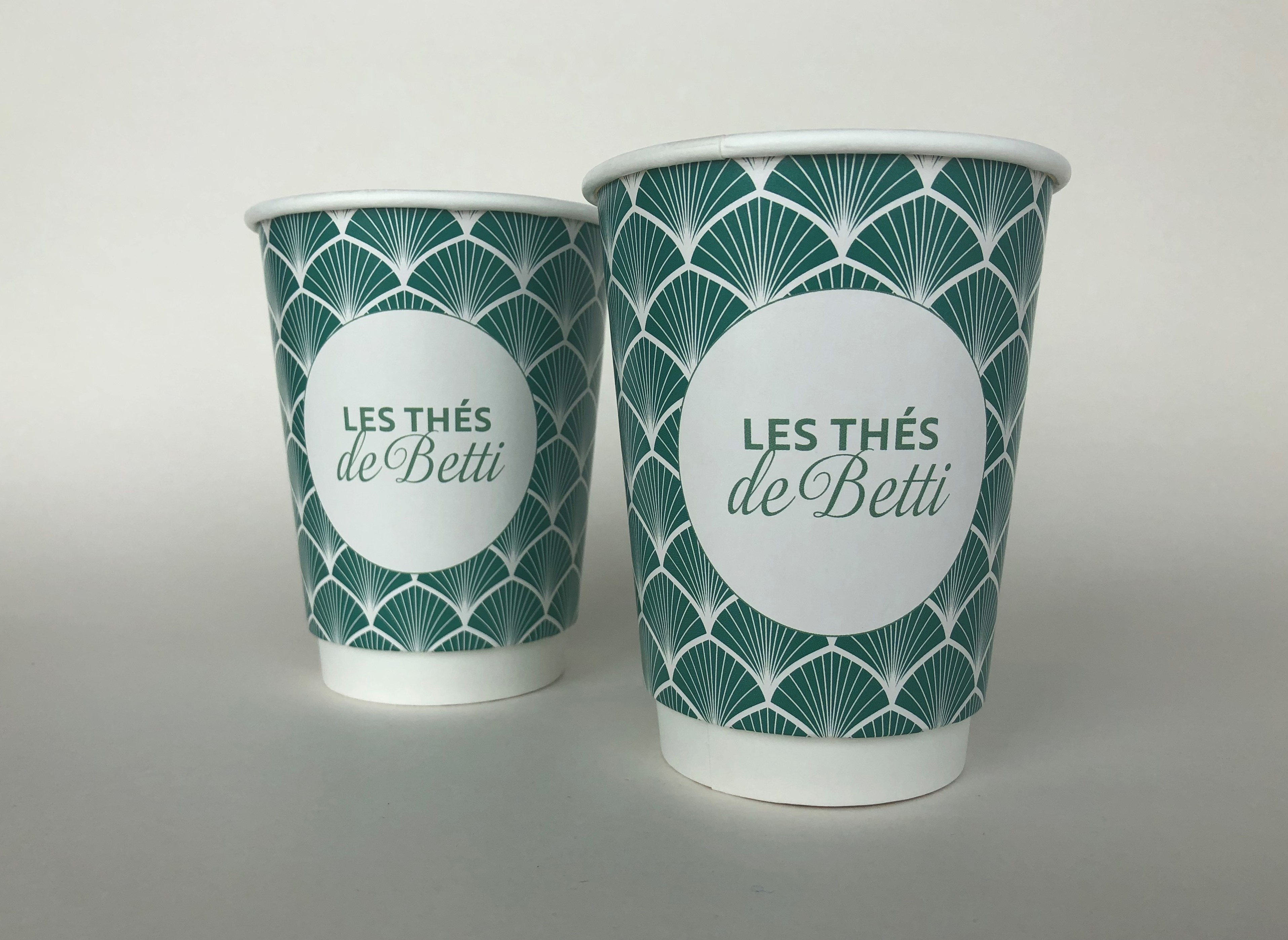 Double Wall Gloss Cup