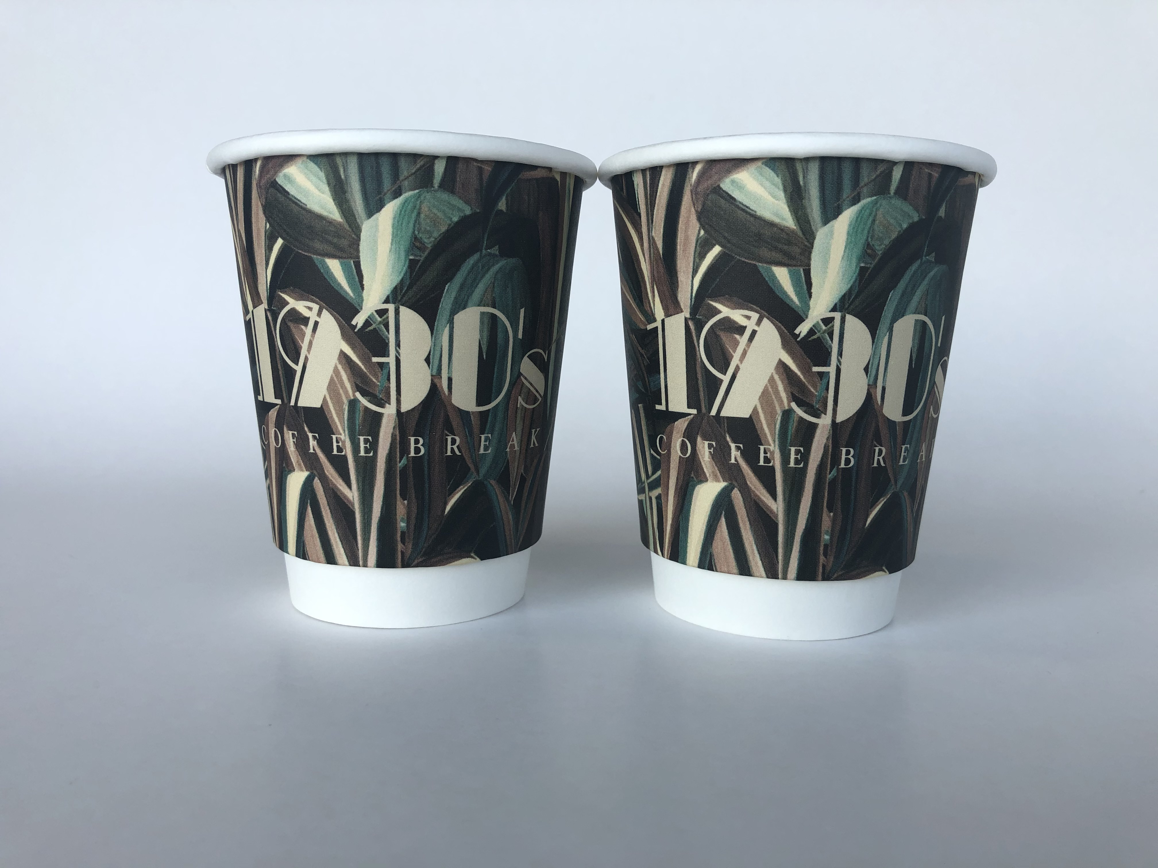 Stylish Double Wall Paper Cup