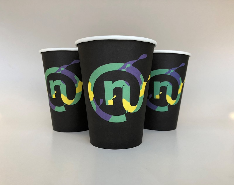 Single Wall Matt Paper Cup