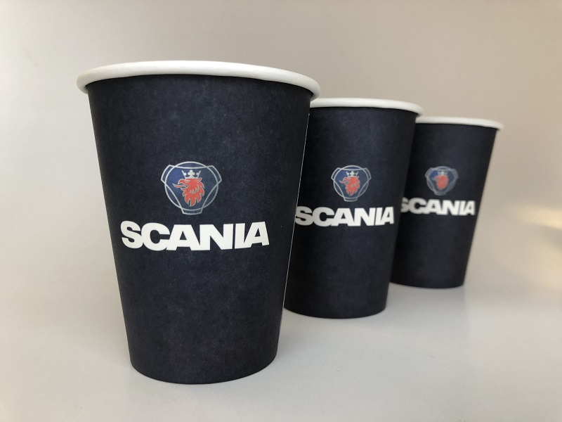 Promotional Single Wall Paper Cups