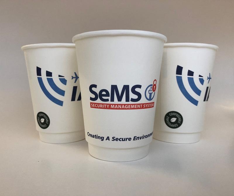 Custom Printed Paper Cup