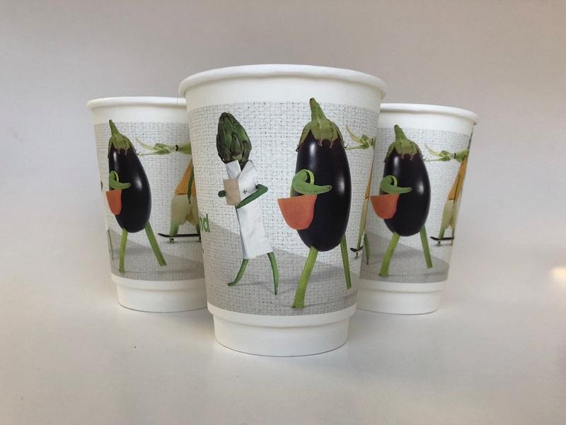 Custom Printed Cup