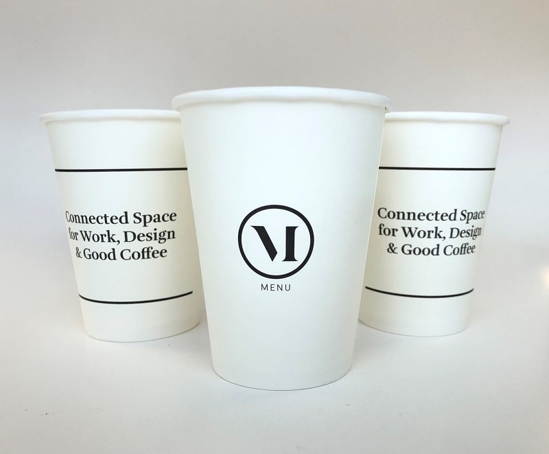 Single Wall Paper Cup 7oz