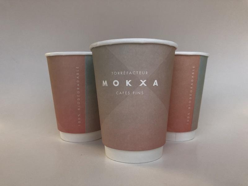 Custom Printed Double Wall Cup