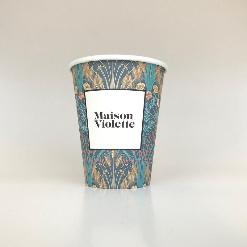 Print Logo On Paper Cup