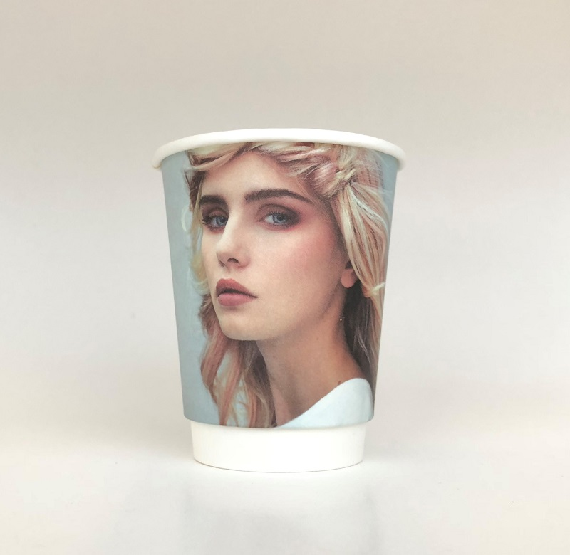 Customized Branded Paper Cup
