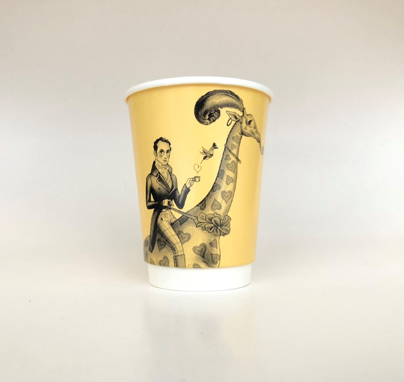 Personalized Design Paper Cup