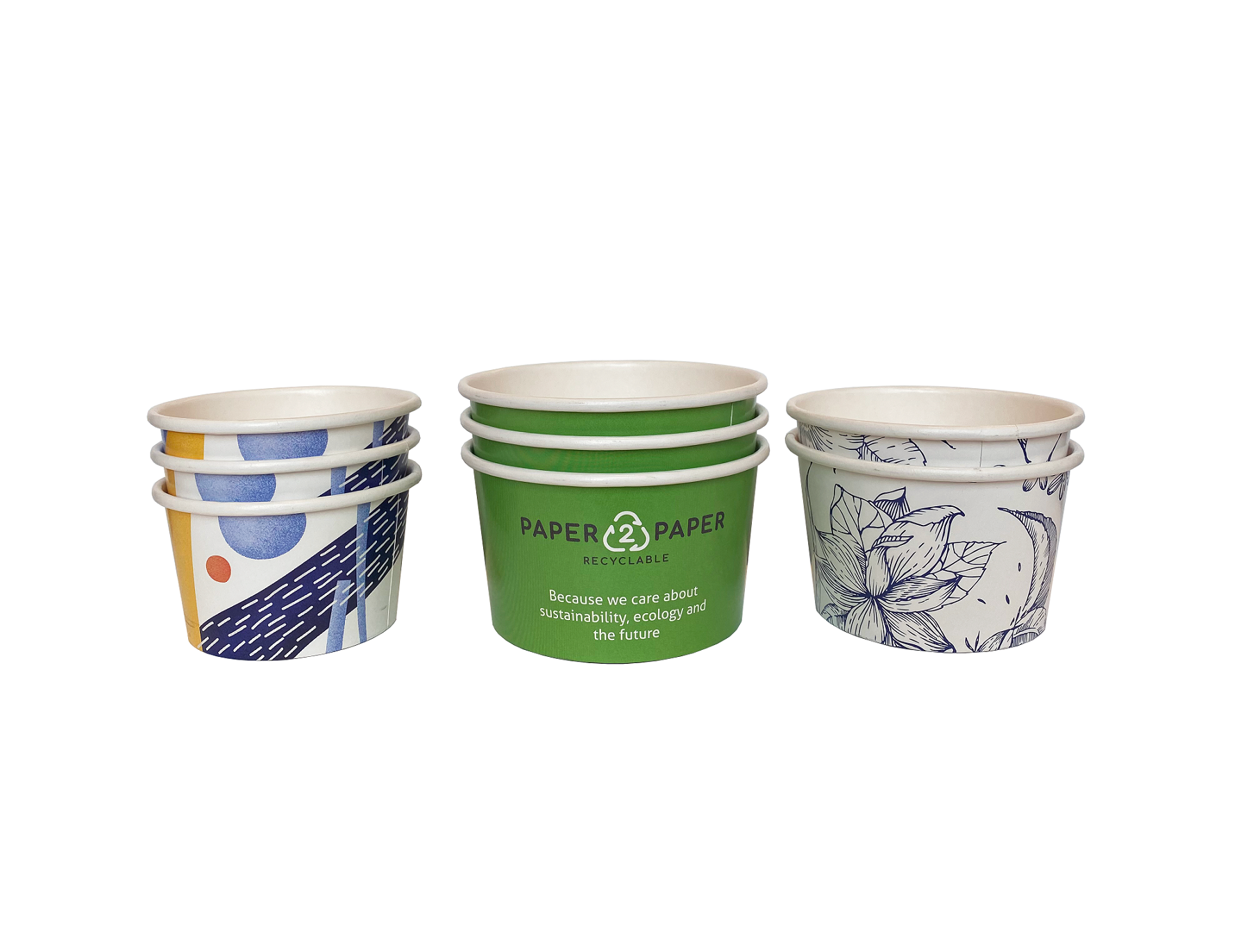 New product – ICE CREAM CUPS